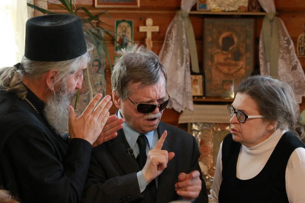 Дом слепоглухих в деревне Пучково примет иностранных гостей