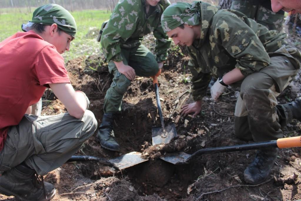 Жители Новой Москвы защитят памятники археологии от «черных копателей»