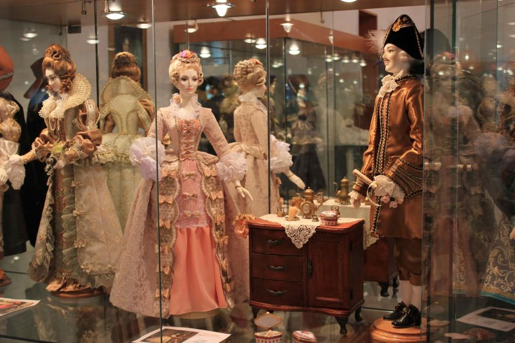 В музее кукол «Государыня» появятся новые персонажи