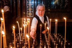 В ночь с 6 на 7 января 2015 года, в праздник Рождества Христова, Святейший Патриарх Московский и всея Руси Кирилл совершил богослужения в  Храме Христа Спасителя в Москве .