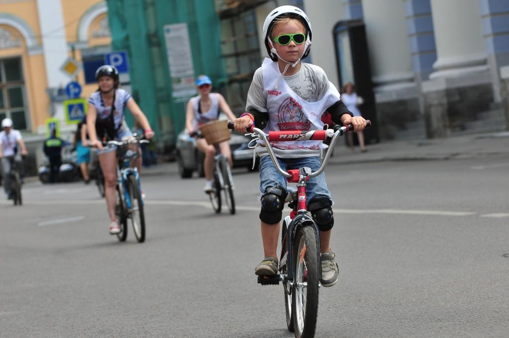 Троицк отметит День Российского флага велосипедным спринтом