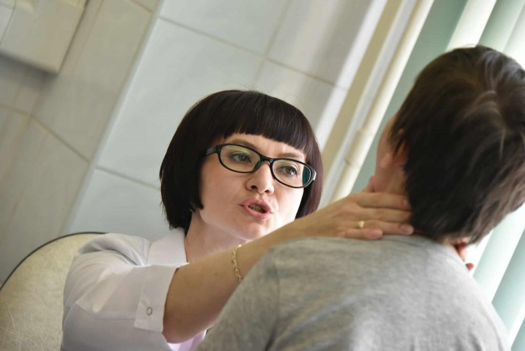 В Московском начал свою работу кабинет «Здоровое детство»