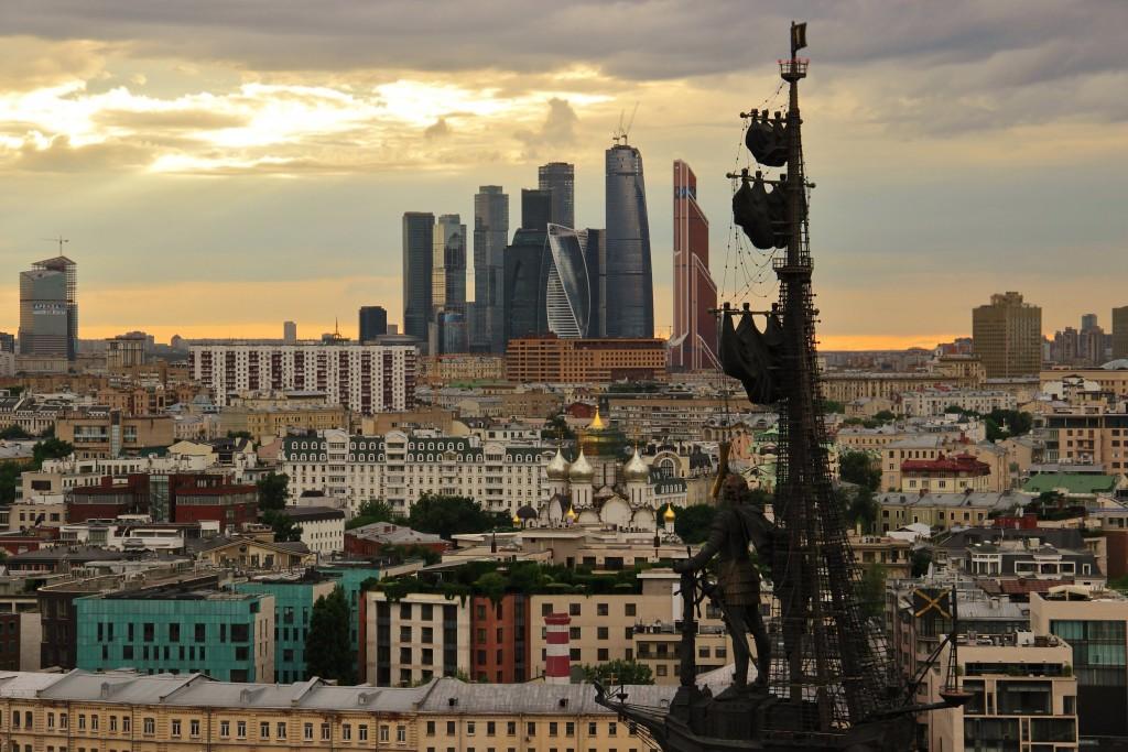 В столице пройдет выставка фотографий «Планета Москва»
