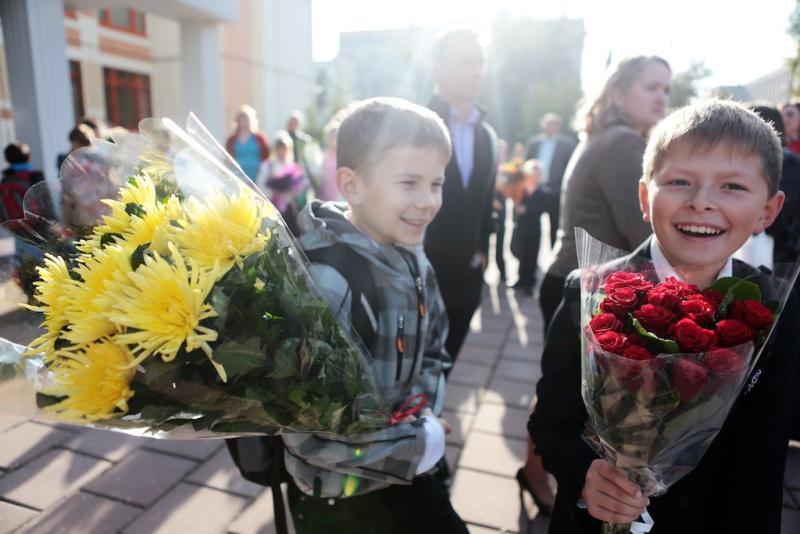 В Центре Культуры и Спорта «Ватутинки» пройдет праздничное мероприятие День Первоклассника