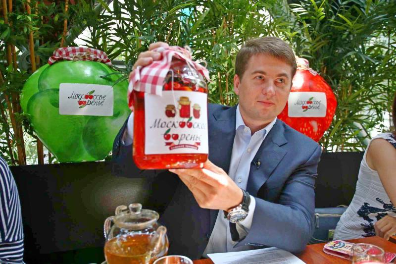 На ярмарках «Московское лето. Фестиваль варенья» установят арт-банки с вареньем