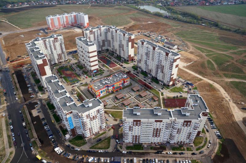 В деревне Десна появится новый жилой комплекс