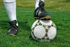 В Московском прошли две смены футбольного лагеря