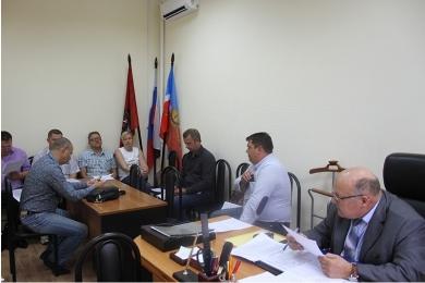 В поселении Десеновское обсудили  коммунальное хозяйство