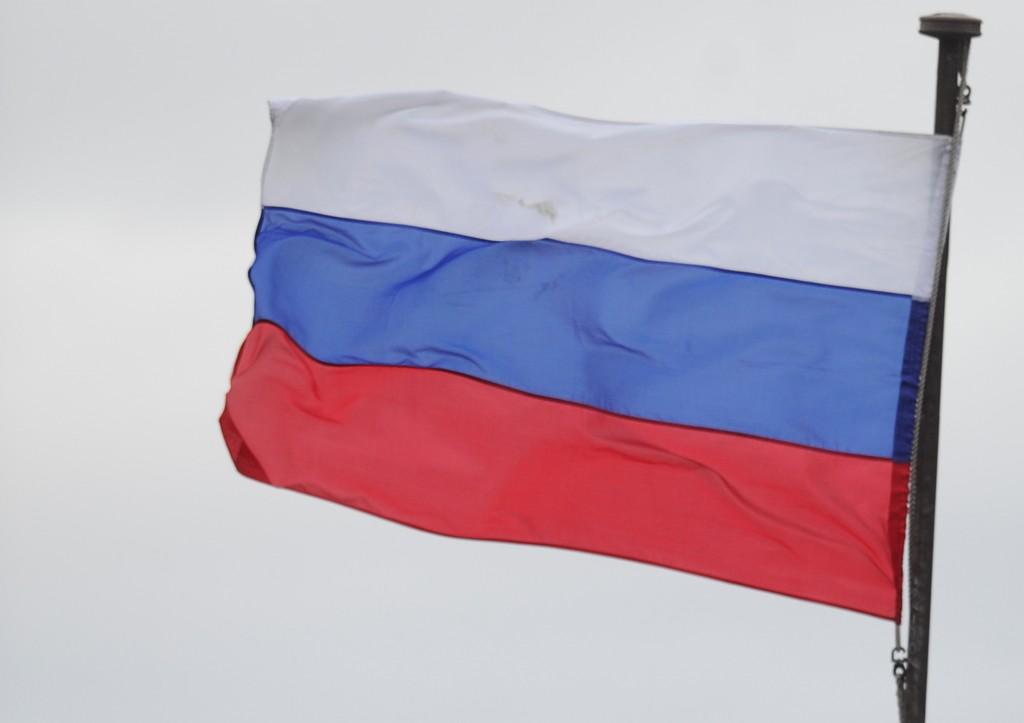 Гимн России в День флага хором споют на Поклонной горе
