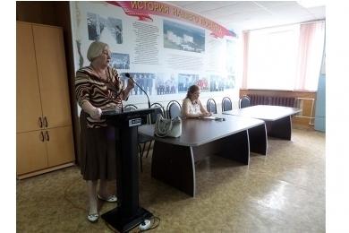 Представители информационно-расчетного производственного центра рассказали жителям поселения Десеновское как распределять средства