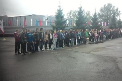 Десять команд из ТиНАО приняли участие в соревновании «Юный спасатель»