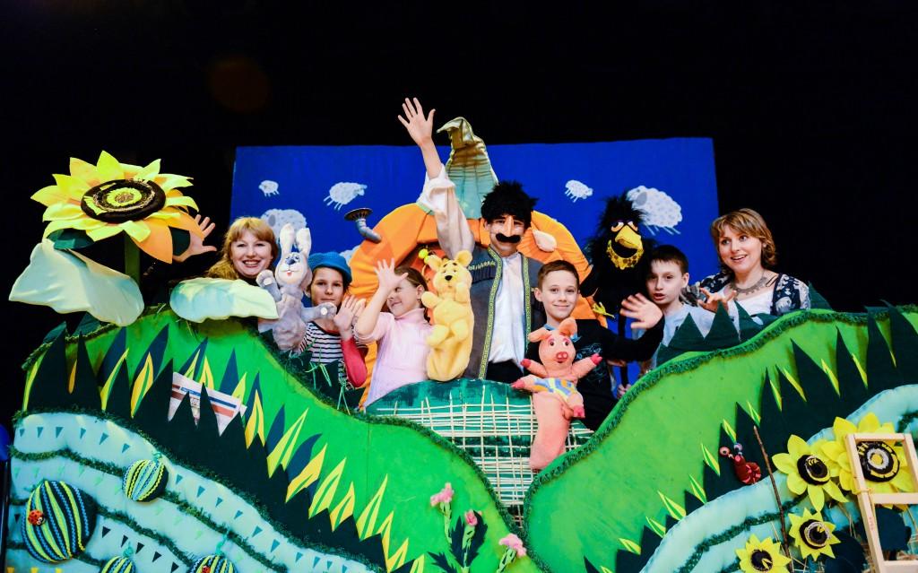 Новый театральный сезон откроется в Краснопахорском