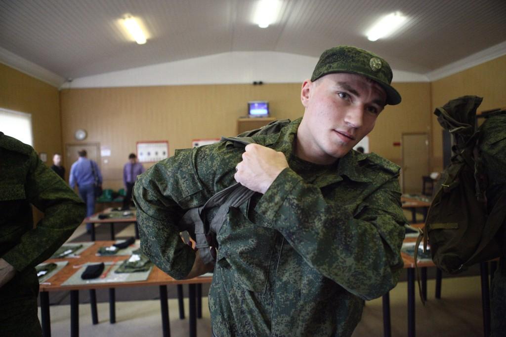 В  префектуре Новой Москвы подвели итоги весеннего призыва