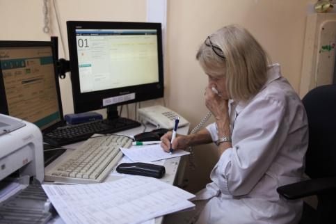 Пациенты будут консультироваться с врачом через интернет