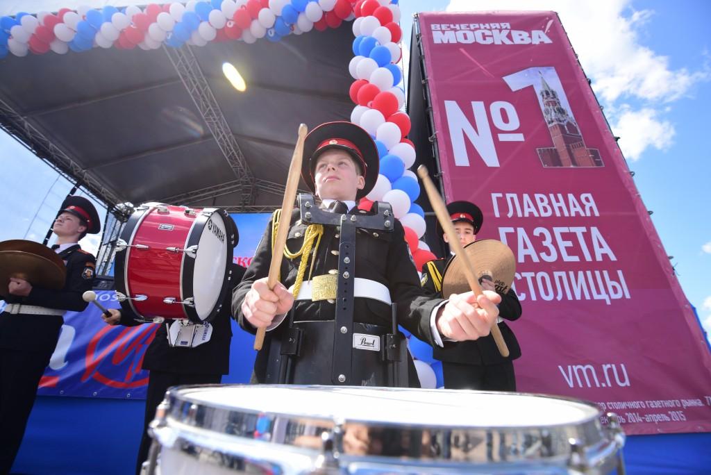 В День города пройдет Фестиваль Московской прессы
