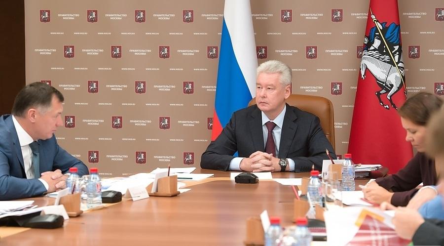 Собянин: Мэрия выделит москвичам по 50 тыс. руб. на установку шлагбаумов во дворах