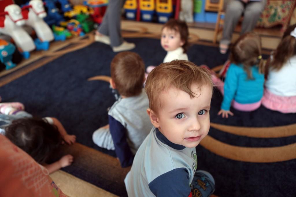 Московские родители смогут записать детей в секции на сайте госуслуг