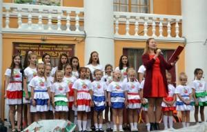 В Дворце культуры Щербинки прошел концерт