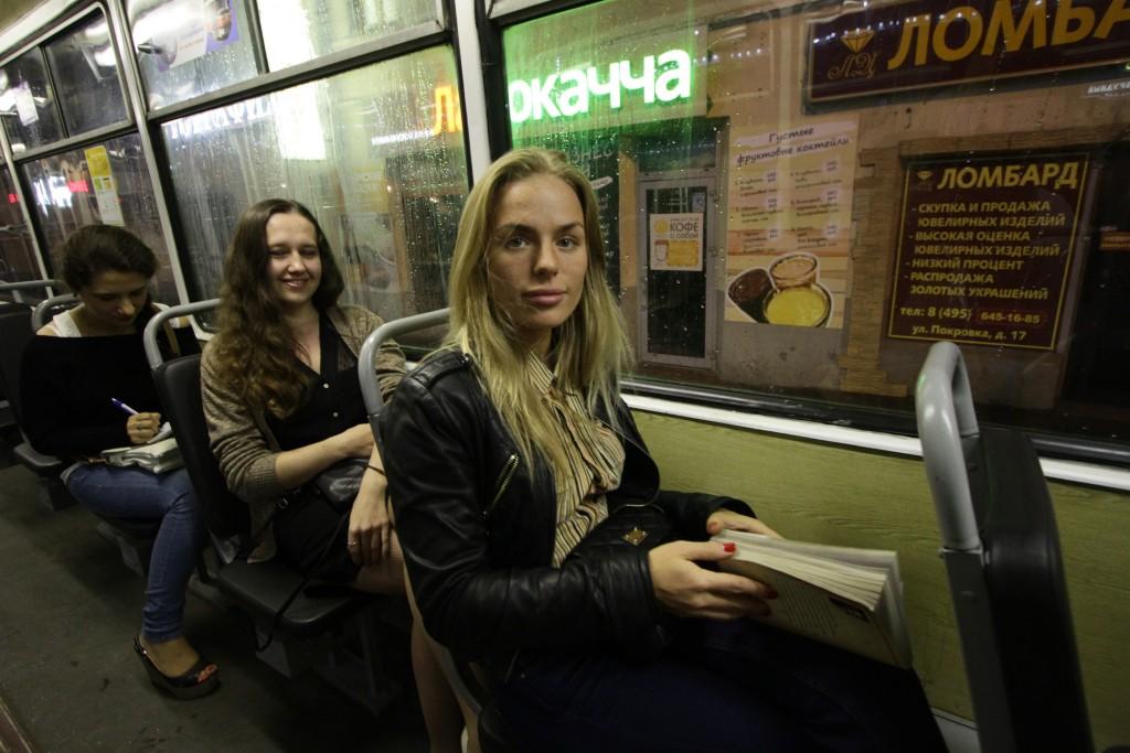знакомство в метро вк
