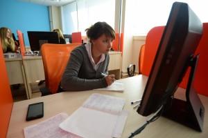 "Работа МФЦ ""Мои документы"" в районе Строгино."