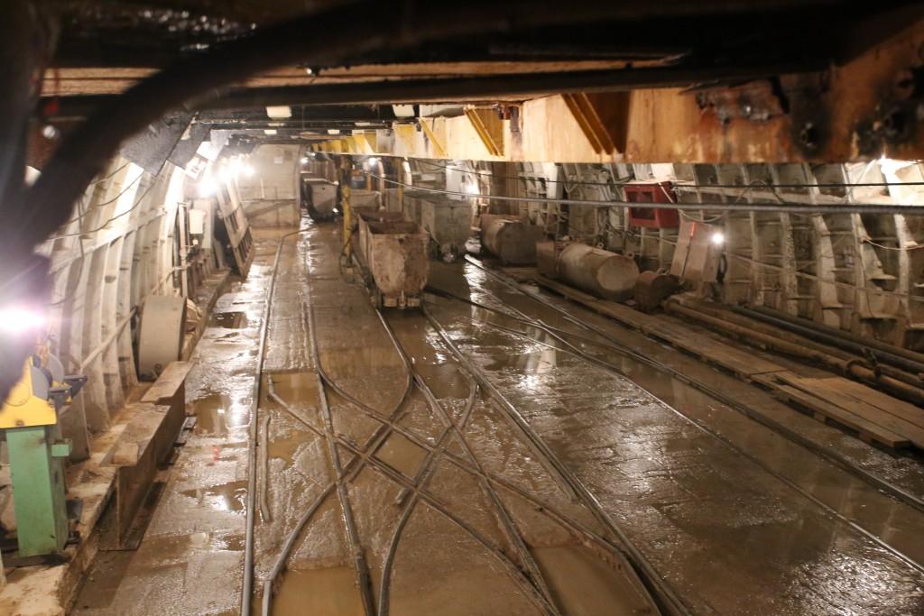 Работы по созданию нижнего основания станции «Новопеределкино» почти закончены