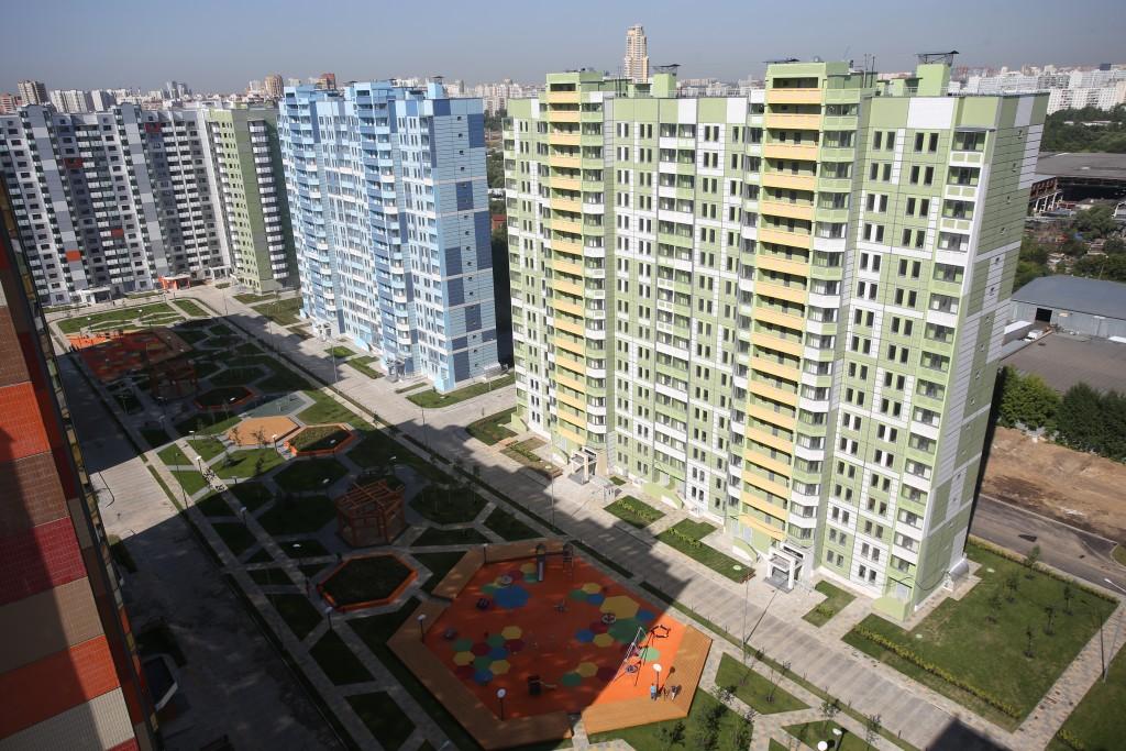Шести тысячам домов в Новой Москве присвоили адреса