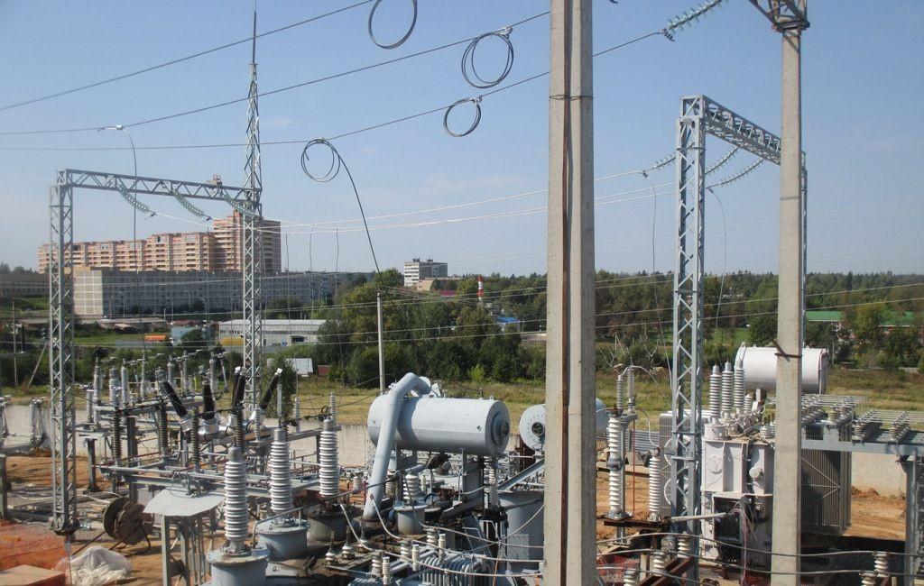 Новый силовой трансформатор установили в Краснопахорском