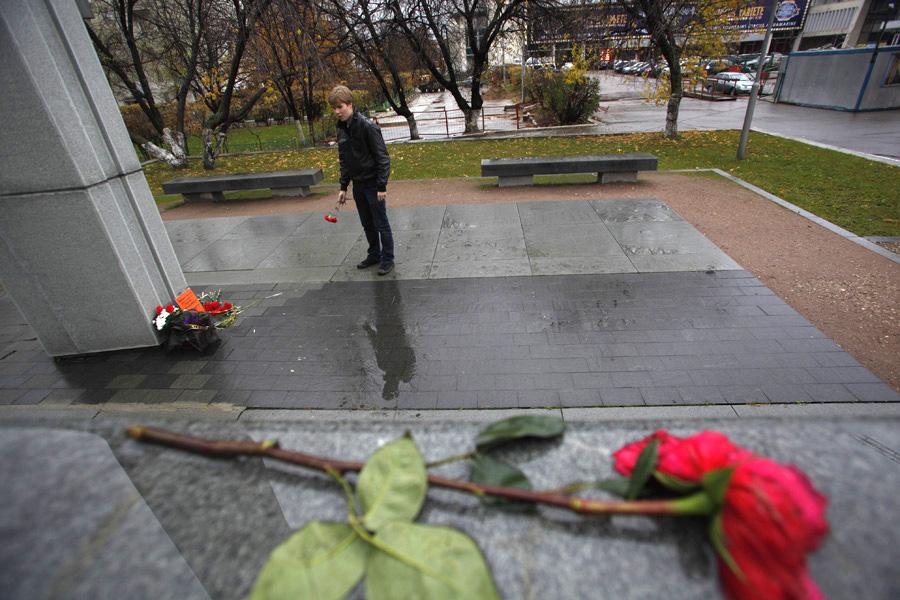 В Новой Москве почтят память жертв террористических актов