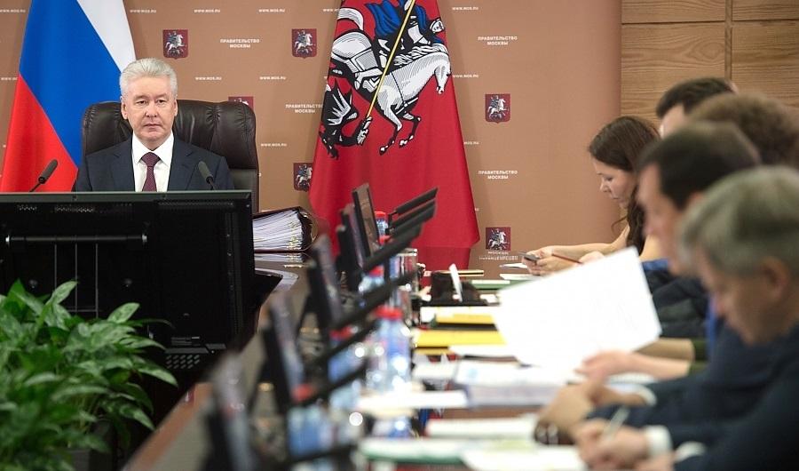 Собянин: В Москве увеличено количество номинаций на премию в области научных исследований