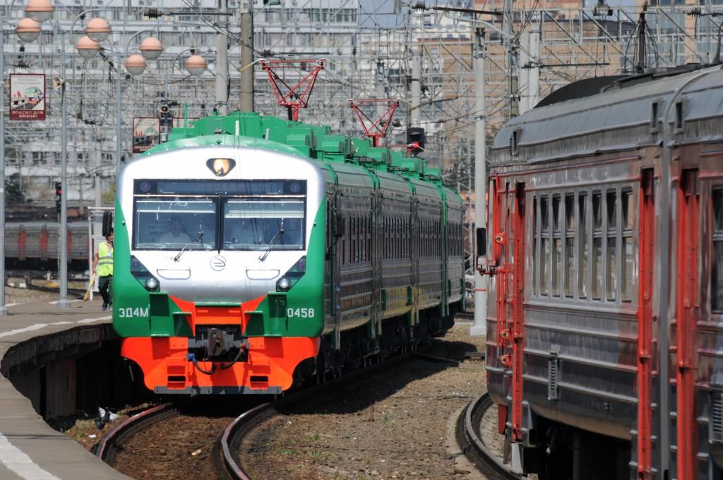 Дополнительные электрички будут курсировать на Киевском направлении