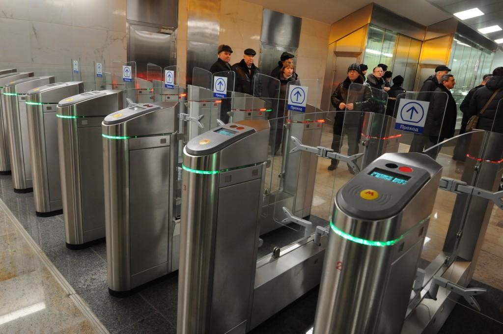 Москвичи смогут оплатить проезд с помощью мобильного телефона