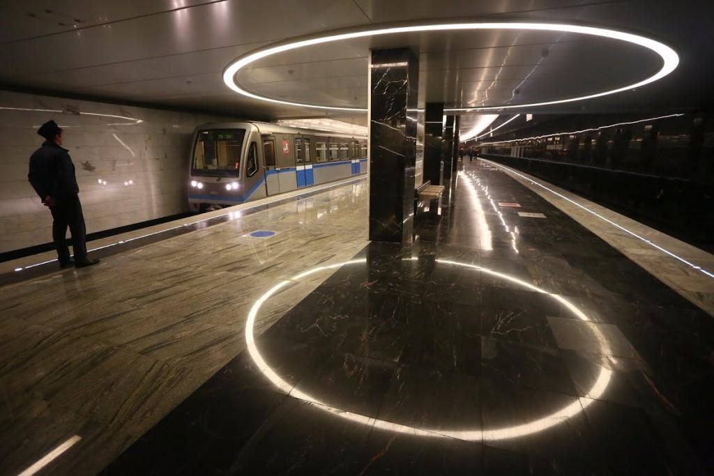 До 2020 года откроется 80 новых станций метро