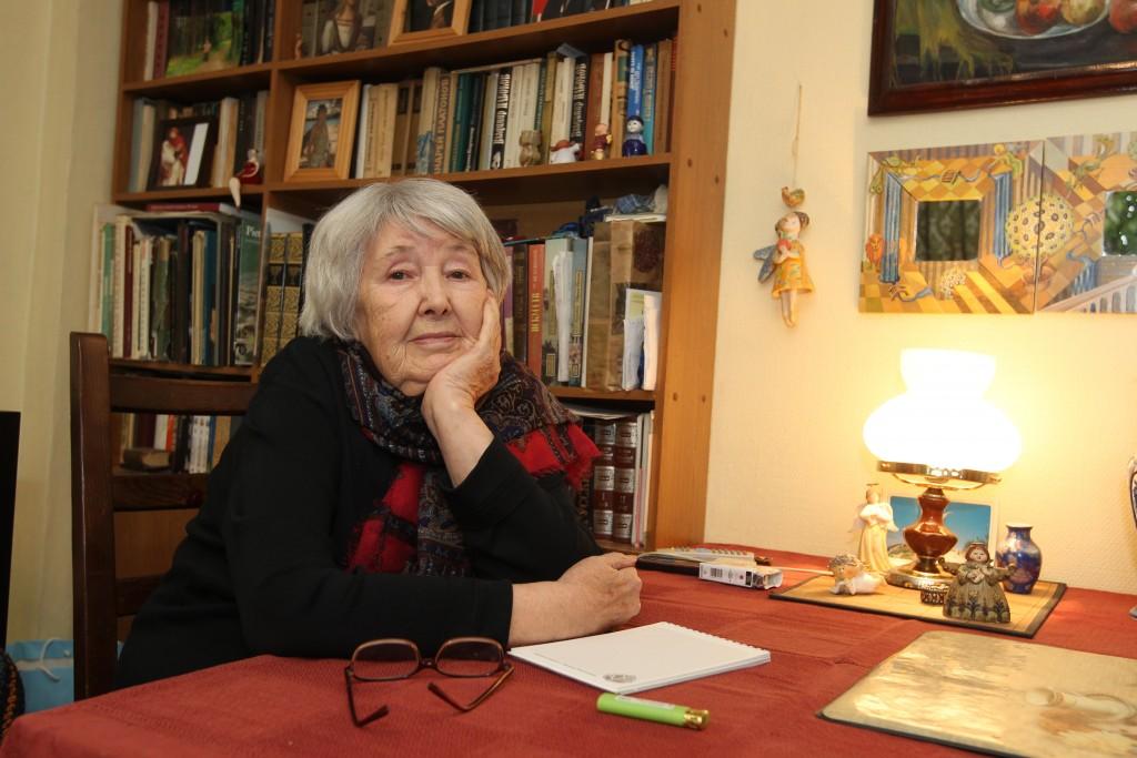 Нина Соротокина: Моих героев знают, но не меня
