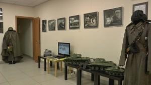 За неделю выставку «Память поколений» посетили порядка 50 жителей Щербинки