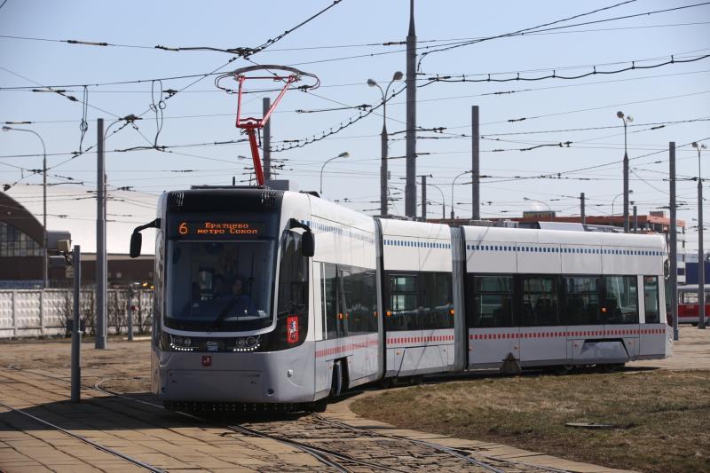 Прокладка кольцевой трамвайной линии начнется в 2017 году