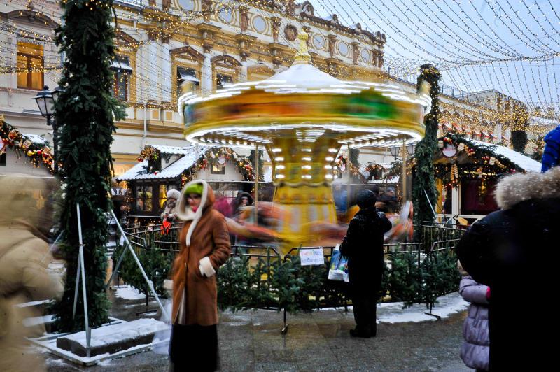 «Путешествие в Рождество» начнется 15 декабря