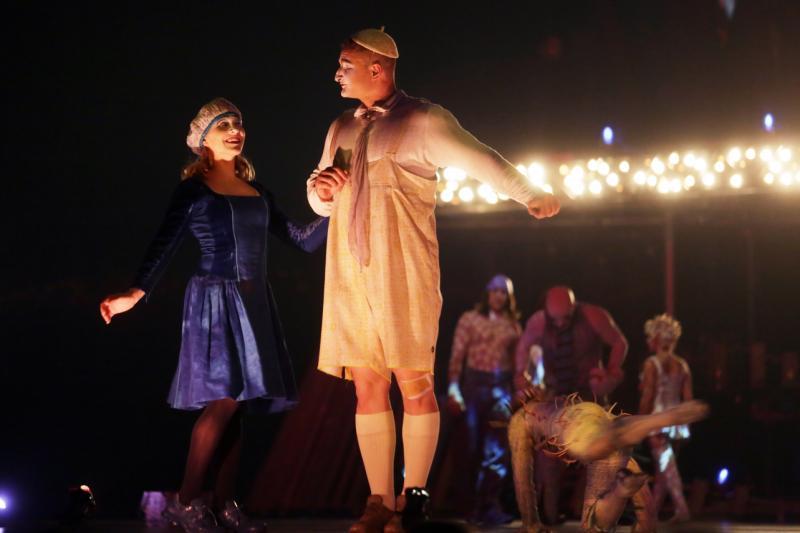 Детям покажут цирковое представление в Красной Пахре