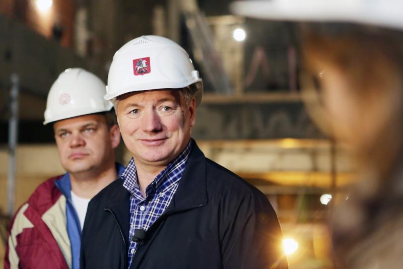 Сроки строительства узла «Саларьево» будут зависеть от экономического климата