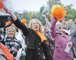 Для подопечных центра социального обслуживания «Щербинский» организовали краеведческую программу