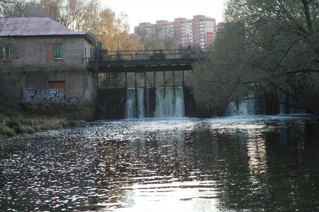 Реконструкция плотин обезопасит жителей Новой Москвы