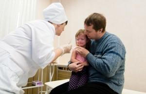 В Московском привили от гриппа более десяти тысяч человек