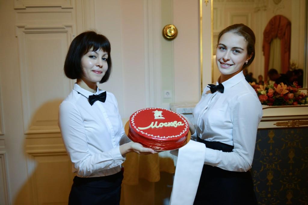 В столице проведут конкурс на лучший торт «Москва»
