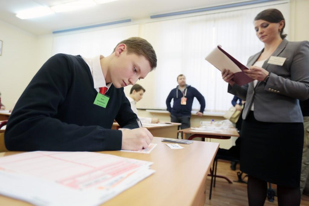 Экзамен по русскому языку прошел без проблем