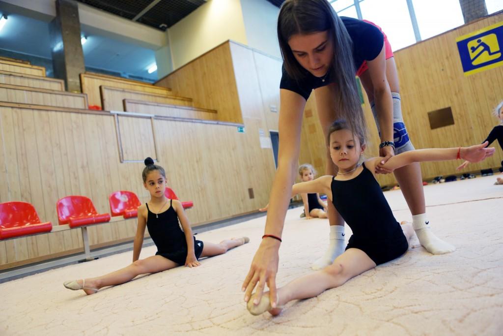 Фестиваль художественной гимнастики порадует зрителей
