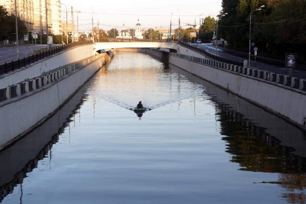 На мостах Москвы появятся смотровые площадки