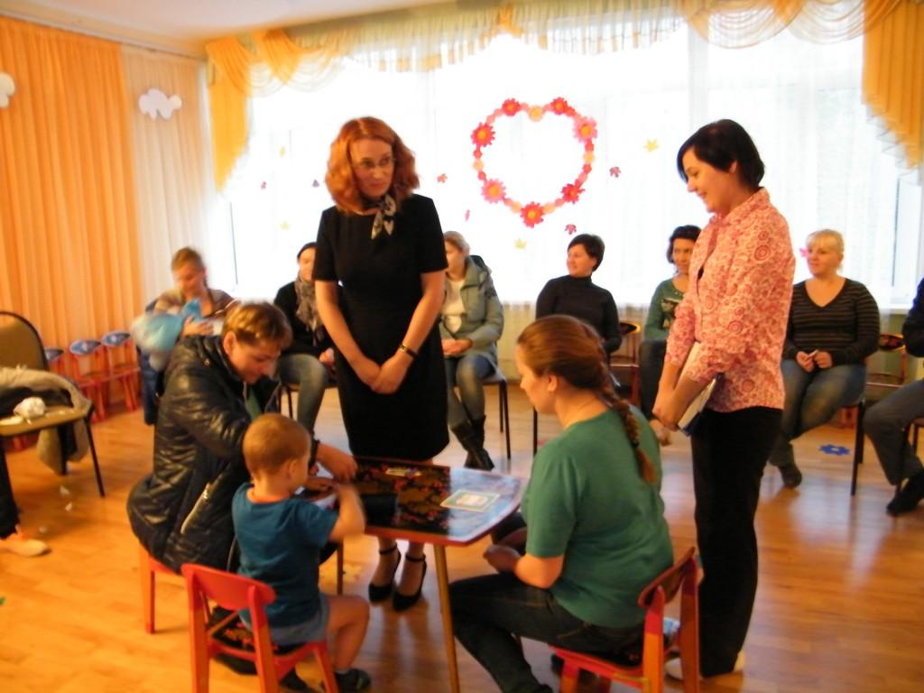В детском саду номер 45 провели мастер-класс по адаптации детей