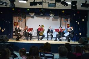 В Рязановском поселении состоялся концерт