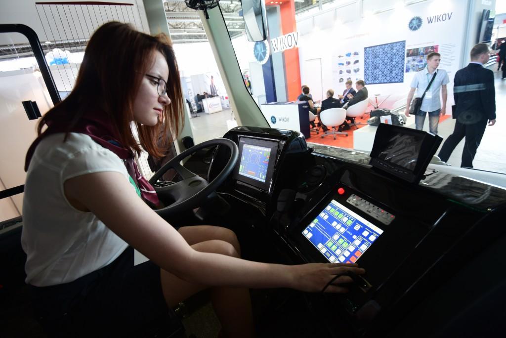 В Москве появятся электробусы