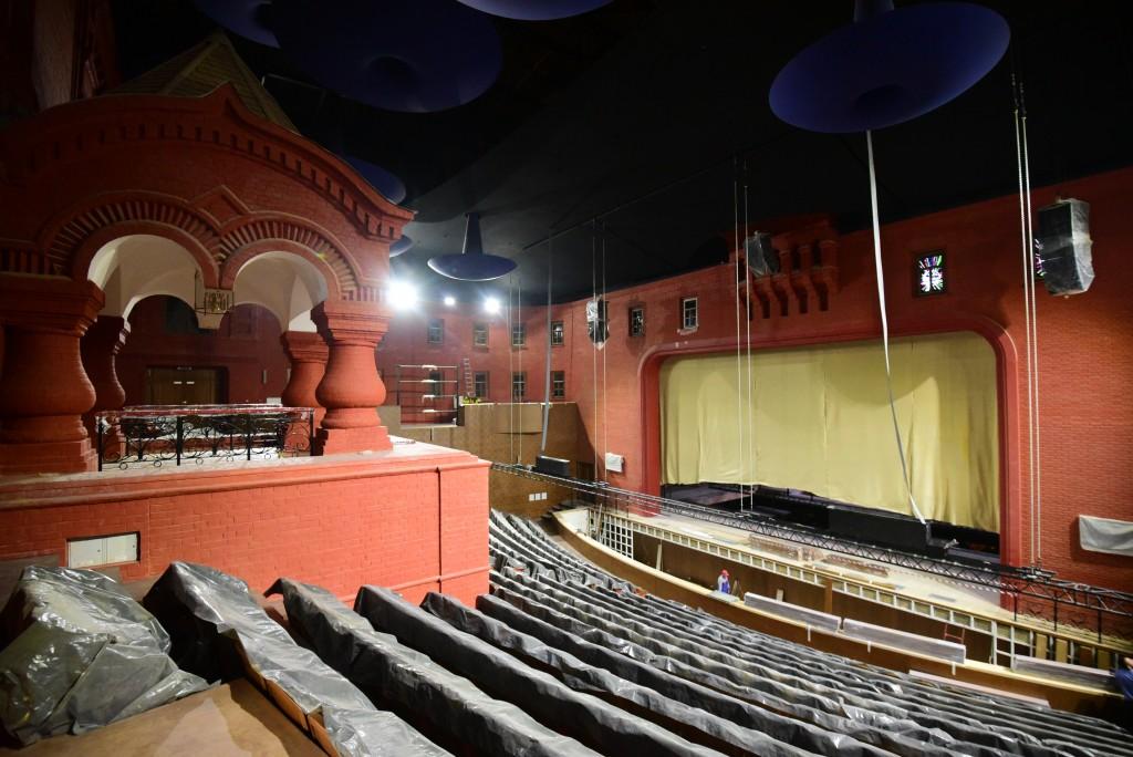 В Москве рассмотрят проект Оперного театра-студии