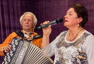 Во Внуковском поздравили пожилых людей